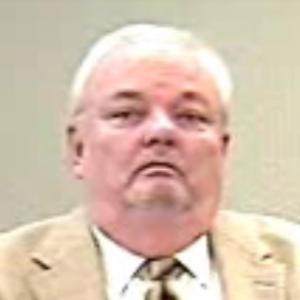 Thomas Dillard Las Vegas mug shot while in court